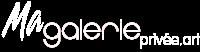 Logo texte site monochrome