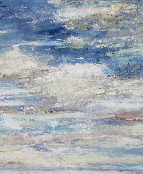 Etude de nuages du matin
