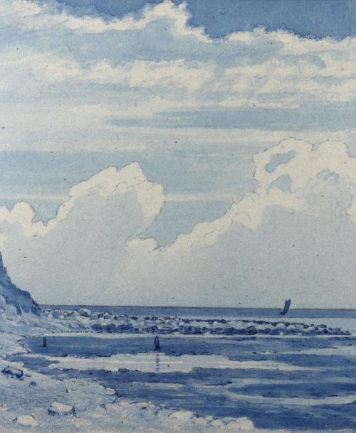 Marine près d'Honfleur