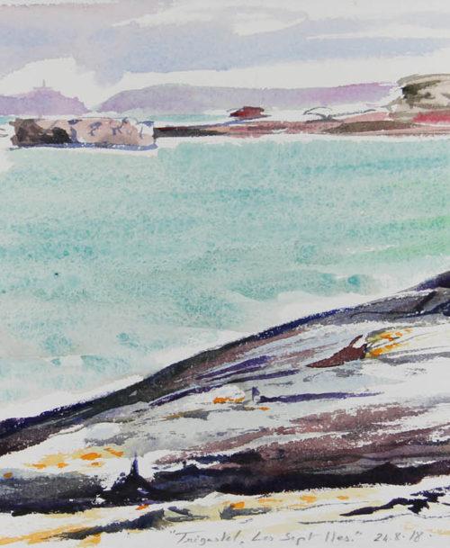 Trégastel, Les Sept Iles