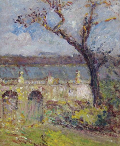L'orangerie à Mondeville