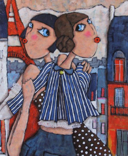 Une danse à Paris