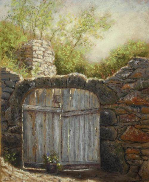 Porte sur le passé, Saint Chély d'Aubrac