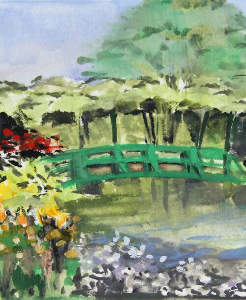 Le pont à Giverny