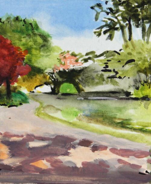 Jardin Japonais au Havre