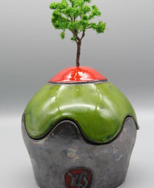 Boite arbre