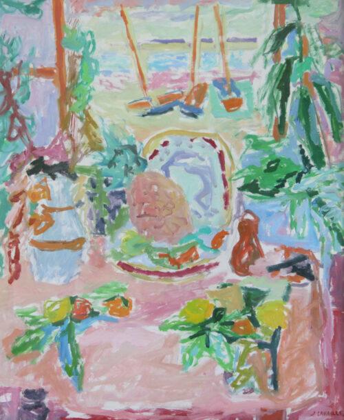 Composition à l'ananas