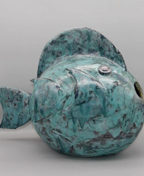 Le gros poisson bleu